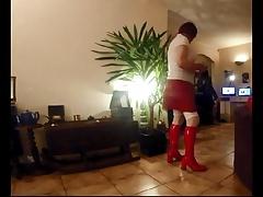 strip-tease de Diana