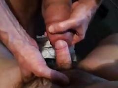 Old men cocks