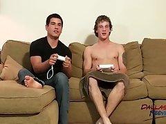 Playing Nintendo