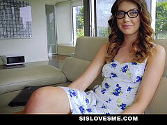 SisLovesMe - Foreign Step-Sis Loses virginity