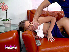 daughter Losses her virginity to her Step daddy - Sami St. Clair