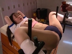 Nymph Immobilize Gam Opening Up - Cont At