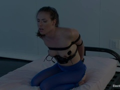 Bobbi Starr Electro Ass Fucks Young Casey Calvert!