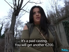 Public Agent (FakeHub): Outdoor Orgasms for Serbian Beauty