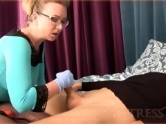 First Time Strap-on Virgin Mistress T
