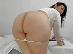 Colombian Booty MILF In Nice Submissive doggy-style
