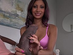 This BBC is likewise big for her mouth