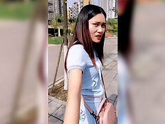 asian webcam doll 刘婷 LiuTing - Pay Loan Shark with Sex