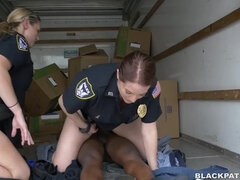 Possession Of Stolen Goods - interracial threesome