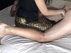 asian MissLawanda Gives St8 dude Deep Prostate Massage Intense orgasm