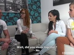Czech Wife Swap 5 part 4