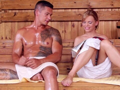 Vulgar Action In The Sauna - Baby Dream