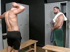 ExtraBigDicks Muscle Hunk Jaxton Wheelers Fat Cock Up My Ass