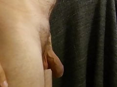 Erection training, Tease and denial, no cock stimulation