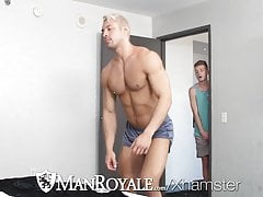 ManRoyale Caught Sniffing Brother-In-Laws Underwear