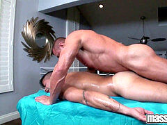 Massagecocks Deep buttfuck smash