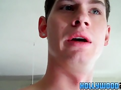 Brice carson fucking and sucking outdoor