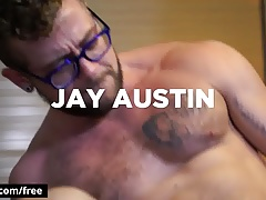 Bromo - Jay Austin with Jordan Levine at Whore Alley Part 2