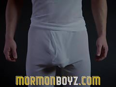 Two missionaries fuck as punishment for priest daddy