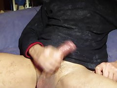 Fingerfuck, estim, bating for my Thai Thugboy again..