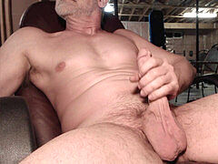 Dad, orgasm, solo male