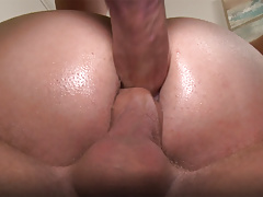 Gay Anal DP Threesome Magic