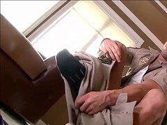 super-steamy and kinky Muscle Cop