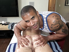 Oily IR fucking with Robert Axel and Trace Kendall
