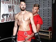 Stepfamily fucking with hot Tristan Brazer and Johnny B