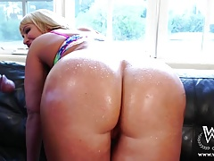 Huge Booty Mature Anal