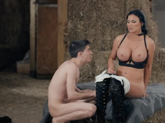Voluptuous Jasmine Jae gives herself to boy Jordi El Nino Polla