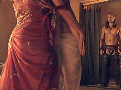 Spartacus Season 3 All orgy episodes