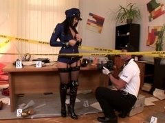 Women In Uniform - Scene 2