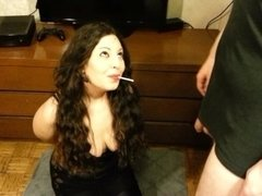 Dead_Girl Slave Oral Sex, Whipping, Spanking And Slapping