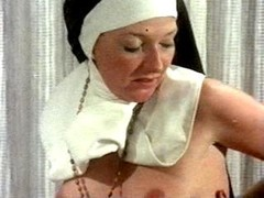 NUN'S Getting down and dirty