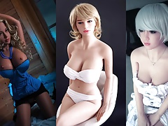 JINGDOLL:113 Charming Sex Dolls In 3 Minutes