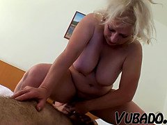 55 yr old amateur pounding in the motel room
