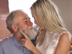 OLD4K. Old and lustful teacher