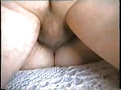 French amateur mature hairy pussy creampie