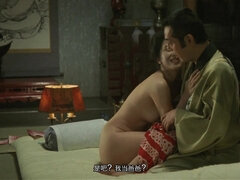 Asian film with extra-hot actress getting naked and banged