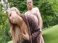 Old Guy Fucks Cutie Innocent Blonde by snahbrandy
