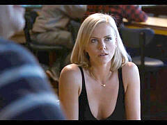 Charlize Theron naked scenes