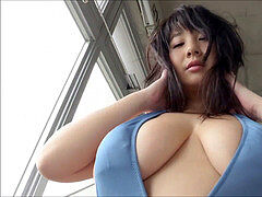 japanese huge-chested Idol - Rui Kiriyama 03