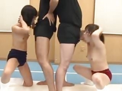 japanese ejaculation contest