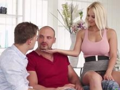 BIsexempire Bisex dude joins couple in 3-way