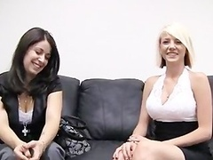 Two sexy BFF's Audition
