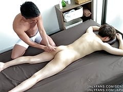 Japanese massage shop experience