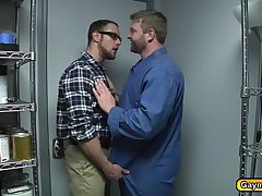 Schoolboys tight ass getting fuck by Colby