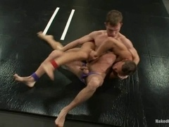 Shane Frost gets his ass pounded from behind after giving head