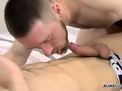 New Hairy Bottom Gets Butt Fucked - Drew Dixon & Jaden Holey